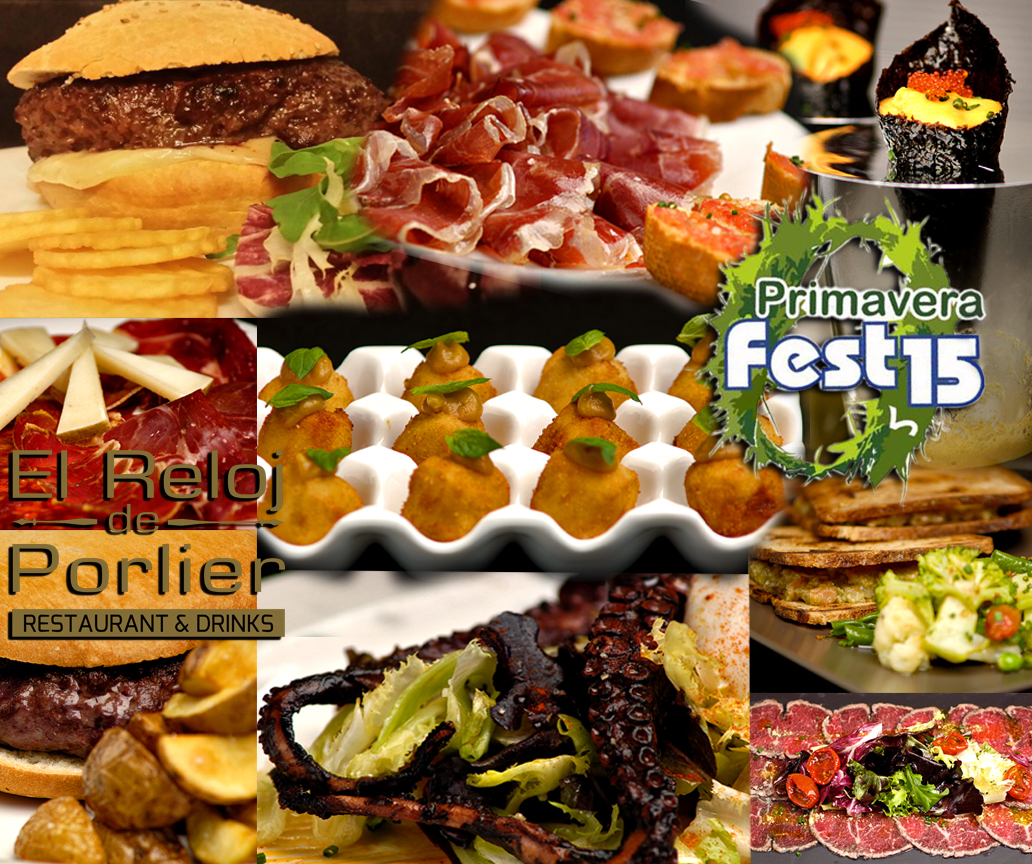 Collage Pinchos