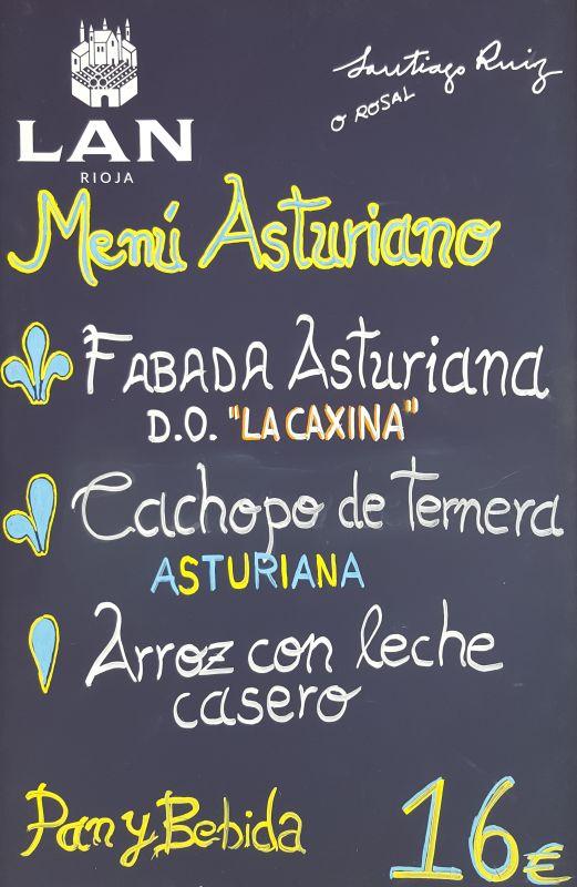 Dónde Comer en Oviedo, Fabada o Cachopo Asturiano.
