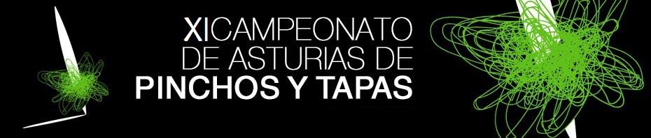 11º Campeonato de Asturias de Pinchos y Tapas